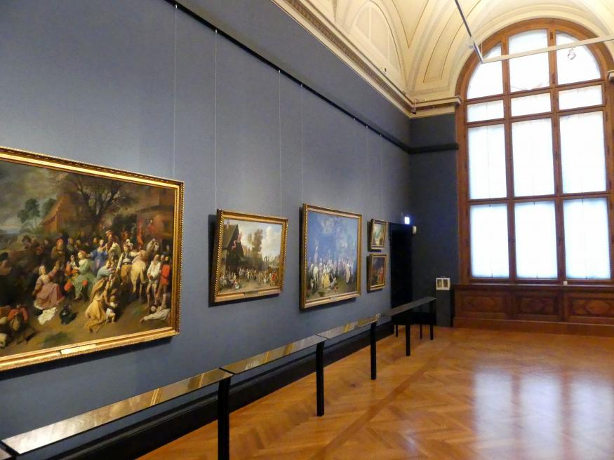 Wien, Kunsthistorisches Museum, Kabinett 17, Bild 2/4