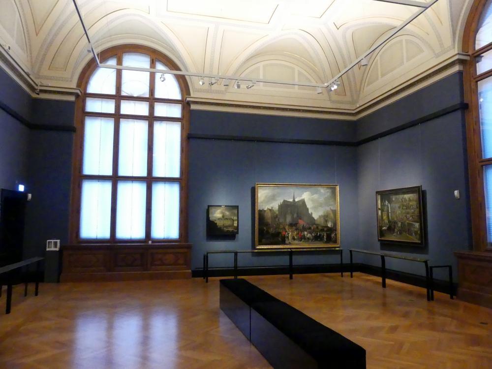 Wien, Kunsthistorisches Museum, Kabinett 17, Bild 3/4