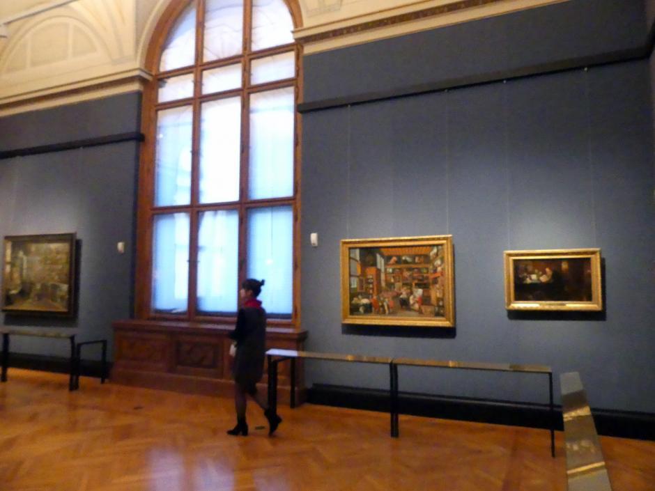 Wien, Kunsthistorisches Museum, Kabinett 17, Bild 4/4
