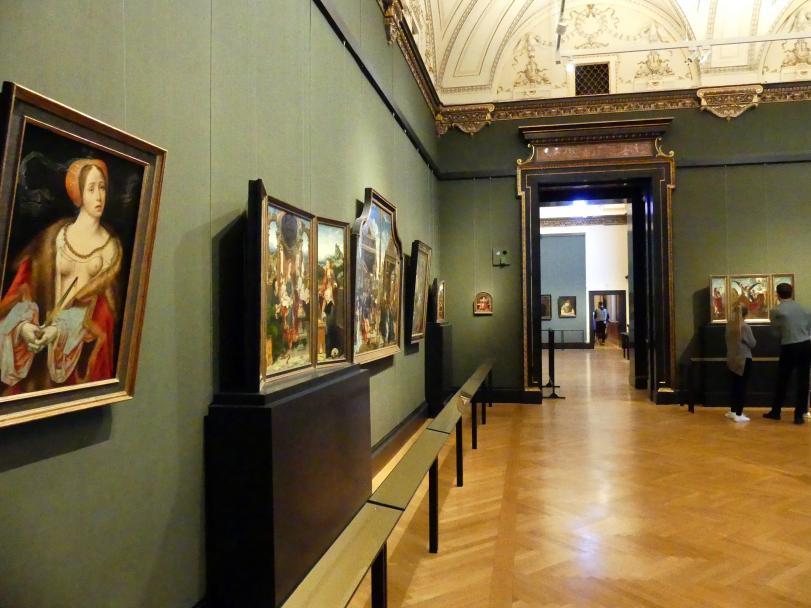 Wien, Kunsthistorisches Museum, Kabinett 21, Bild 1/3