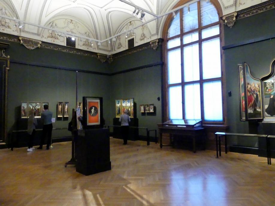 Wien, Kunsthistorisches Museum, Kabinett 21, Bild 2/3