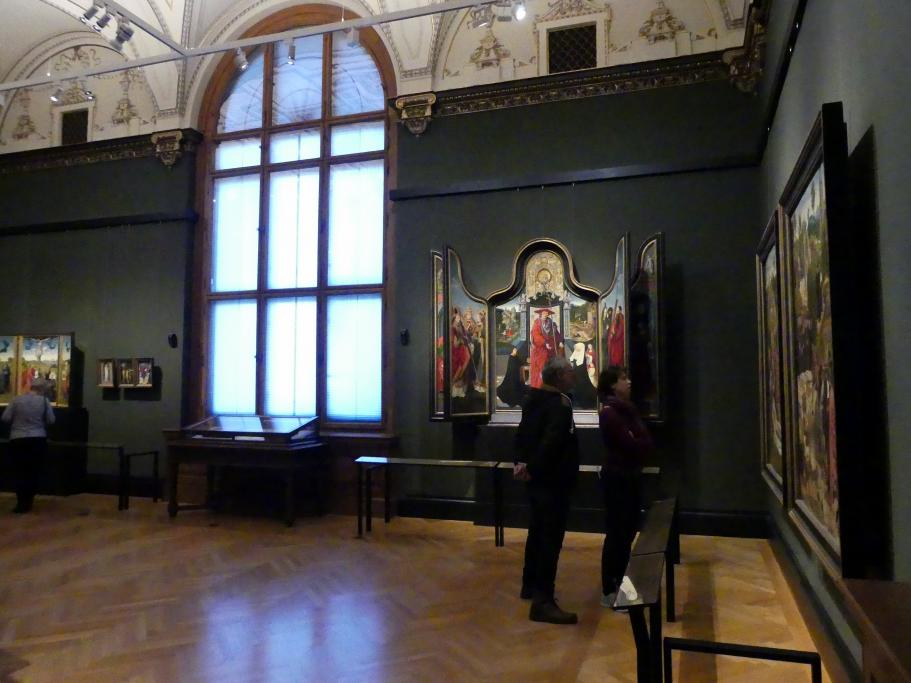 Wien, Kunsthistorisches Museum, Kabinett 21, Bild 3/3