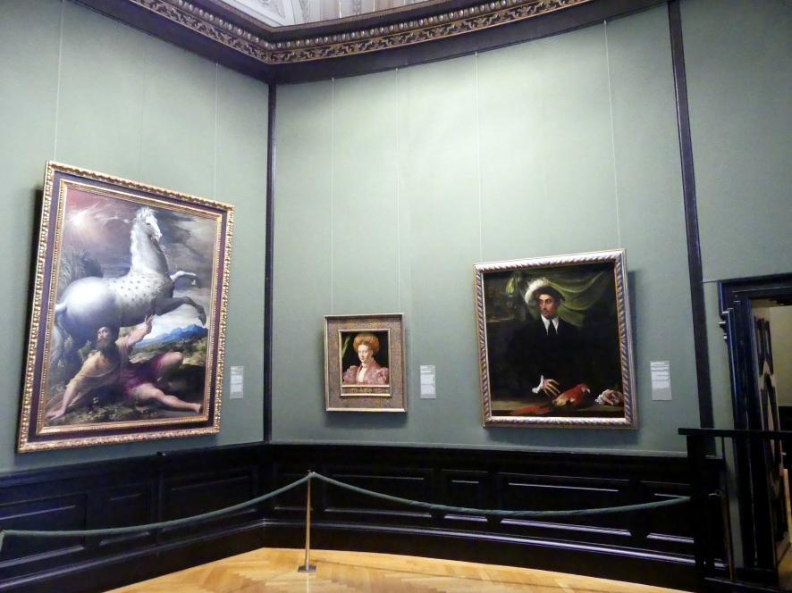 Wien, Kunsthistorisches Museum, Kabinett 3, Bild 2/8