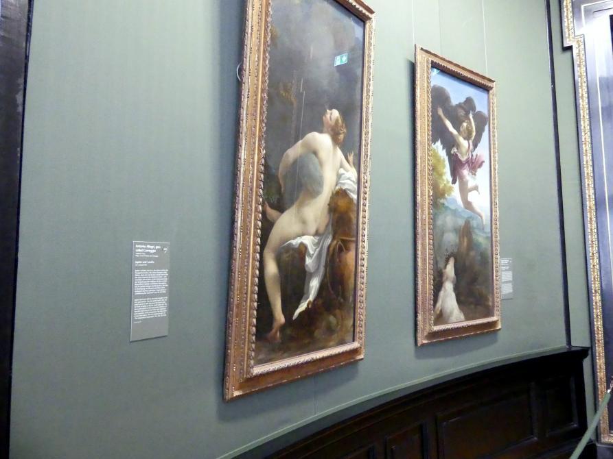 Wien, Kunsthistorisches Museum, Kabinett 3, Bild 3/8