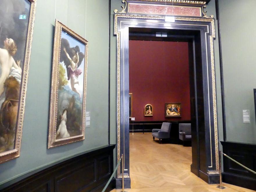 Wien, Kunsthistorisches Museum, Kabinett 3, Bild 4/8
