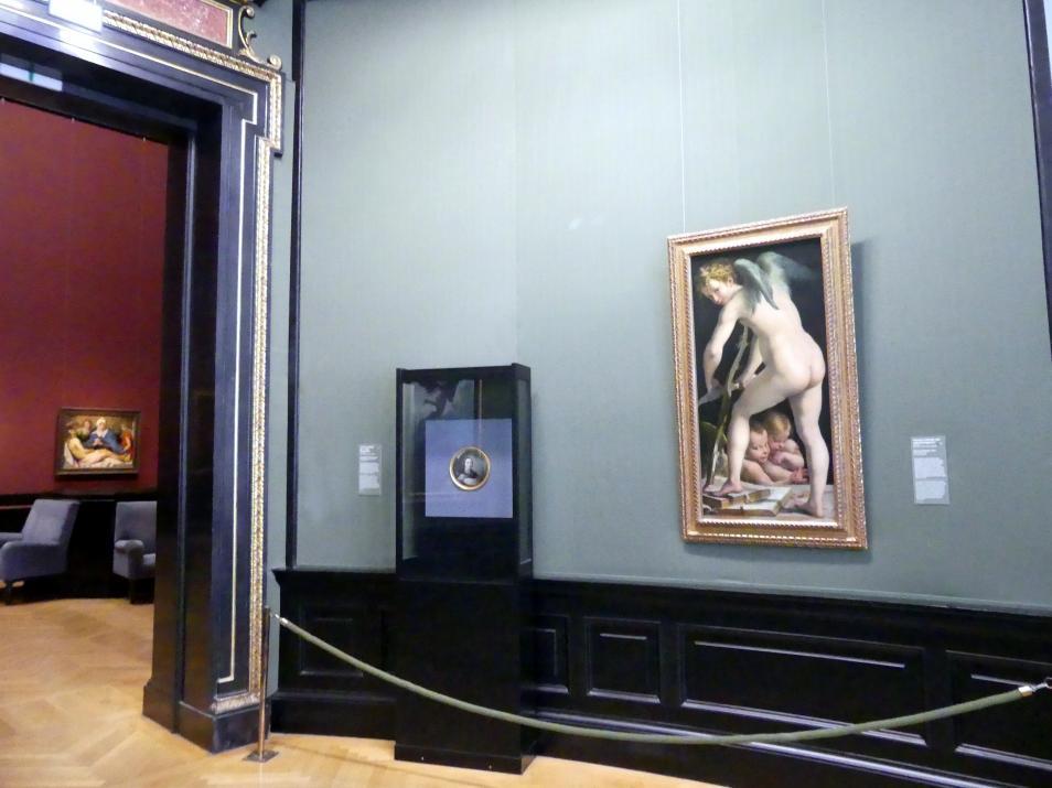 Wien, Kunsthistorisches Museum, Kabinett 3, Bild 5/8