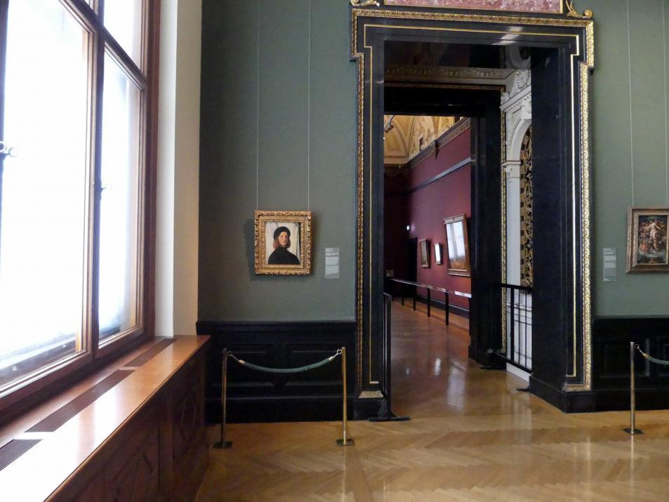 Wien, Kunsthistorisches Museum, Kabinett 3, Bild 6/8