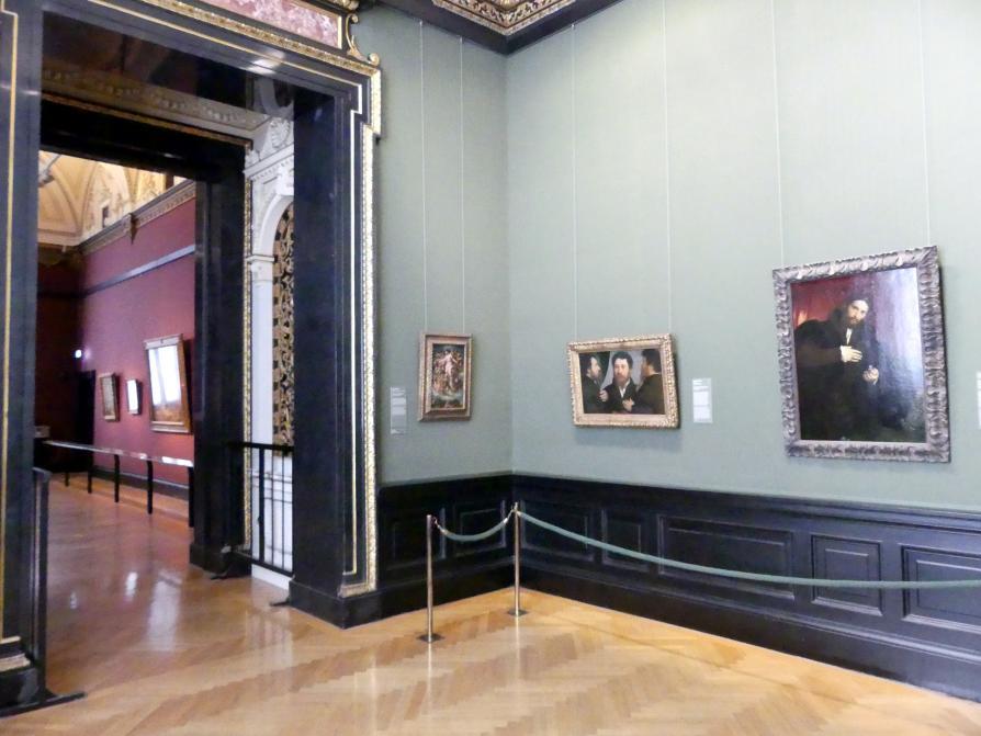 Wien, Kunsthistorisches Museum, Kabinett 3, Bild 7/8