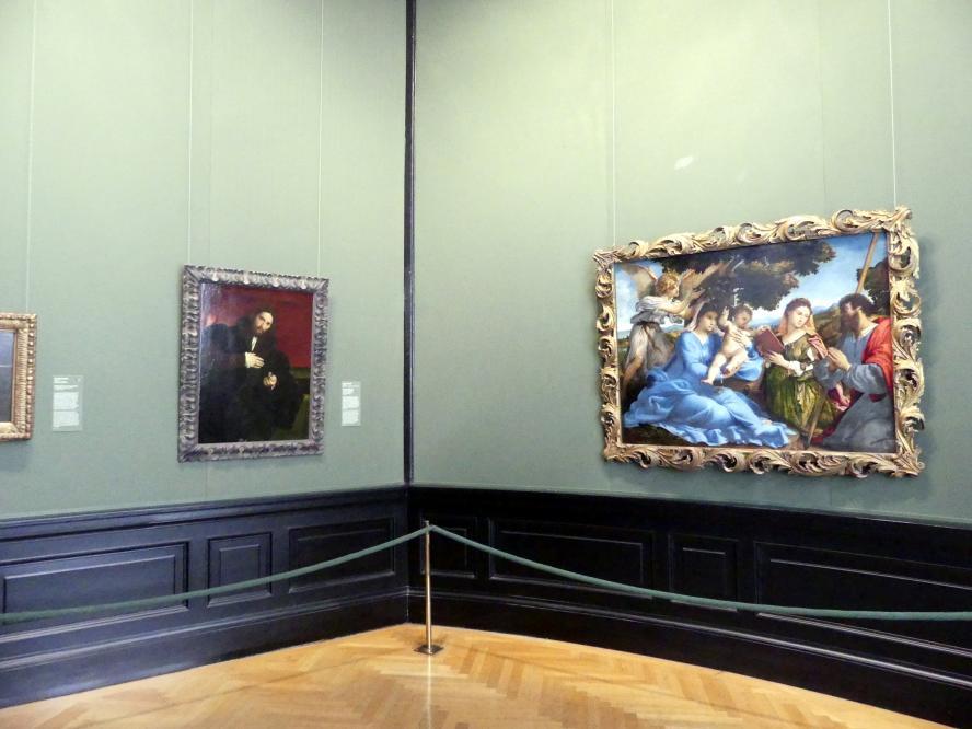 Wien, Kunsthistorisches Museum, Kabinett 3, Bild 8/8