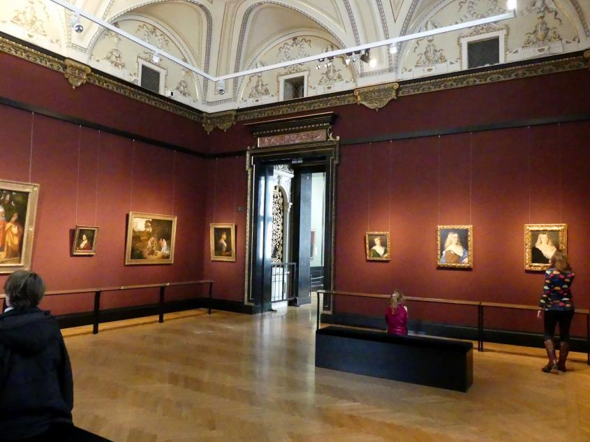 Wien, Kunsthistorisches Museum, Kabinett 4, Bild 2/2
