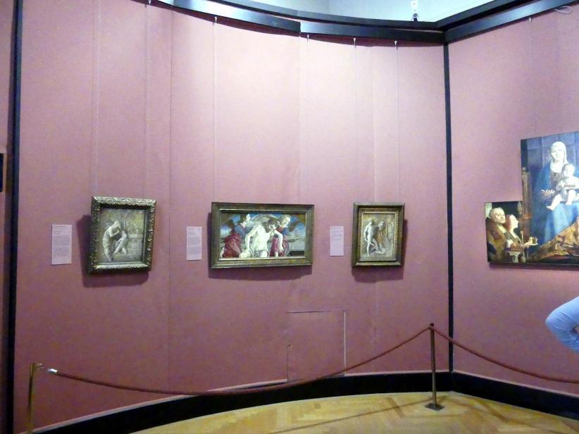 Wien, Kunsthistorisches Museum, Kabinett 5, Bild 1/3