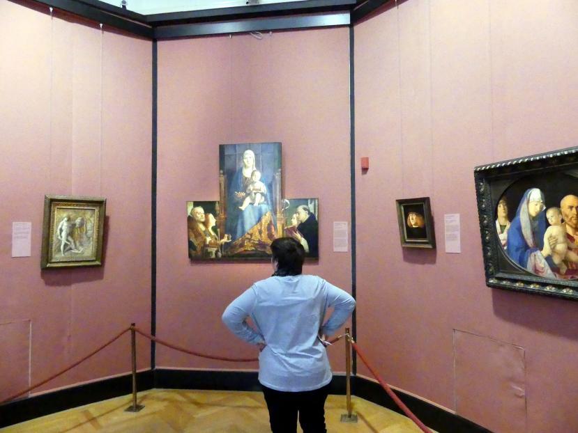 Wien, Kunsthistorisches Museum, Kabinett 5, Bild 2/3