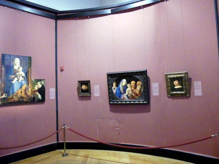Wien, Kunsthistorisches Museum, Kabinett 5, Bild 3/3