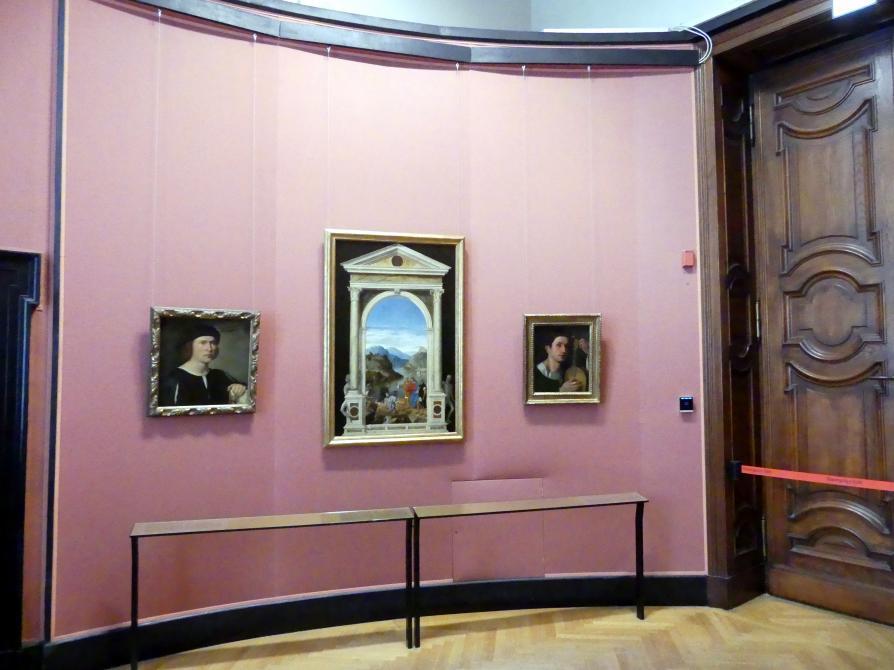 Wien, Kunsthistorisches Museum, Kabinett 6, Bild 1/2