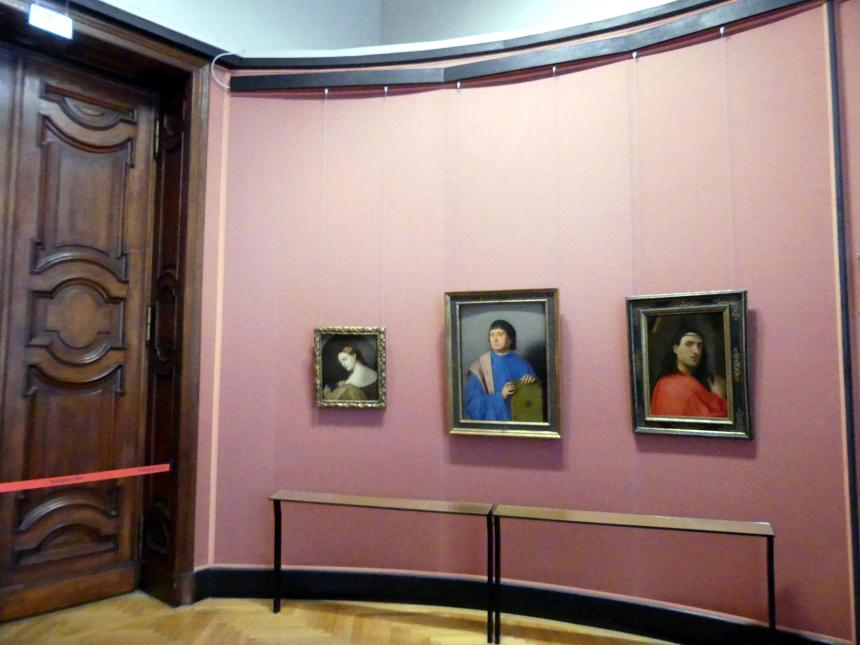 Wien, Kunsthistorisches Museum, Kabinett 6, Bild 2/2