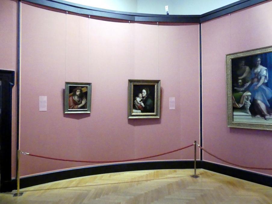 Wien, Kunsthistorisches Museum, Kabinett 7, Bild 1/2