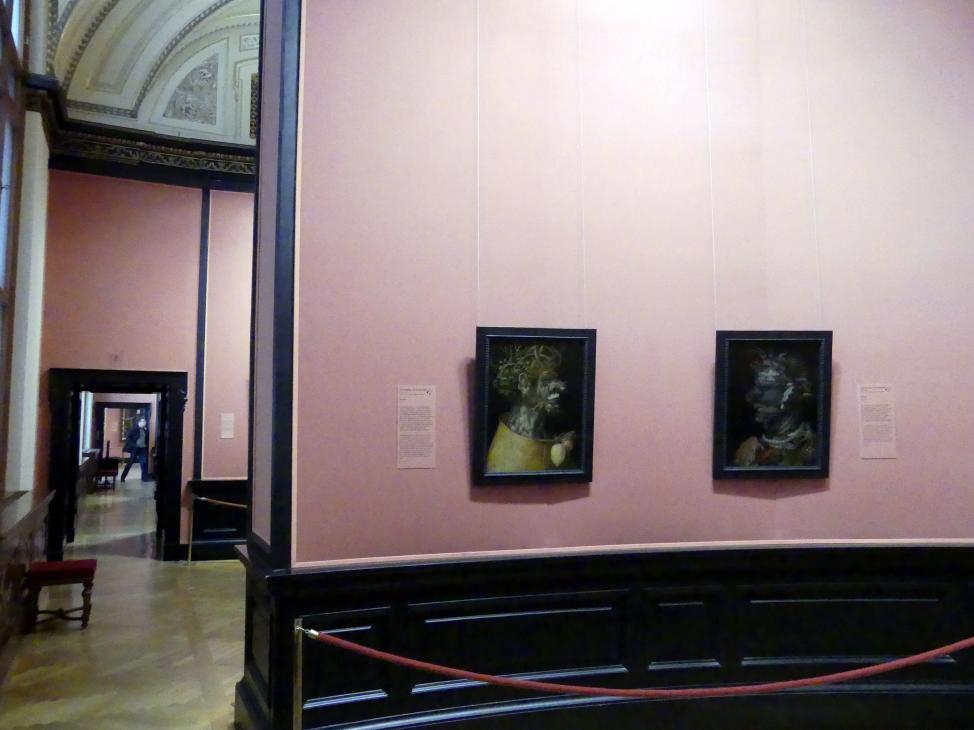Wien, Kunsthistorisches Museum, Kabinett 8, Bild 1/4