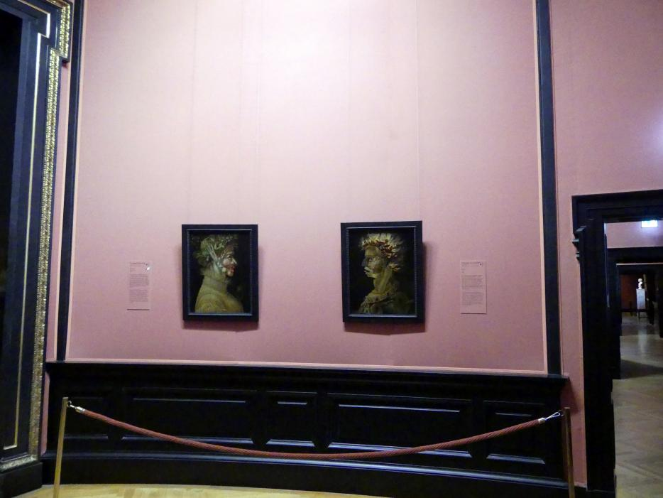 Wien, Kunsthistorisches Museum, Kabinett 8, Bild 2/4