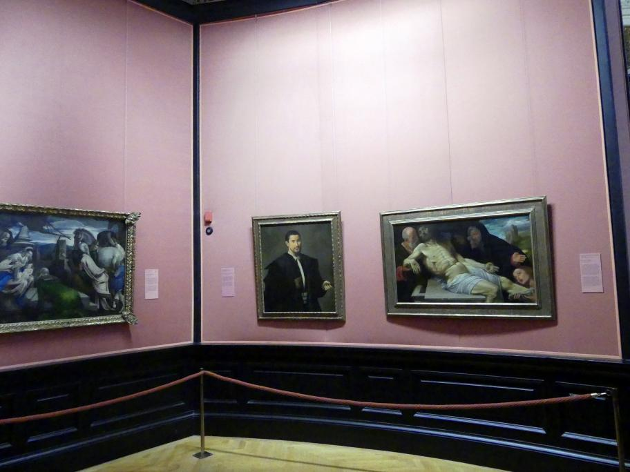 Wien, Kunsthistorisches Museum, Kabinett 8, Bild 3/4