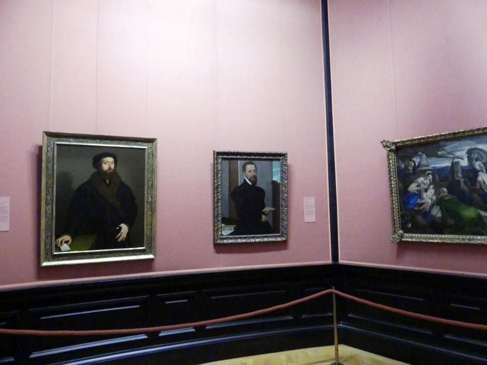 Wien, Kunsthistorisches Museum, Kabinett 8, Bild 4/4