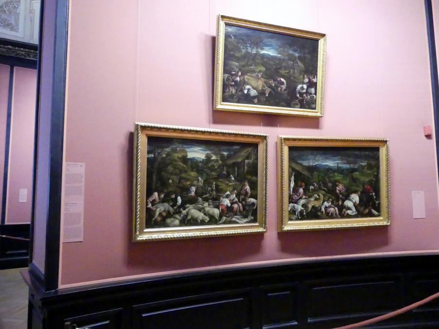 Wien, Kunsthistorisches Museum, Kabinett 9, Bild 1/4