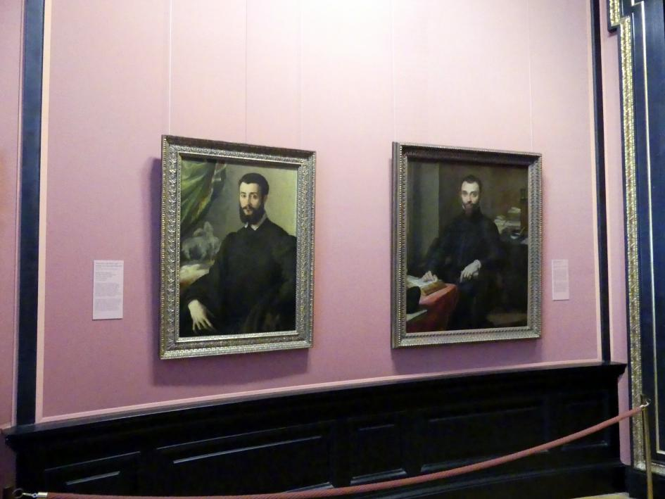 Wien, Kunsthistorisches Museum, Kabinett 9, Bild 3/4
