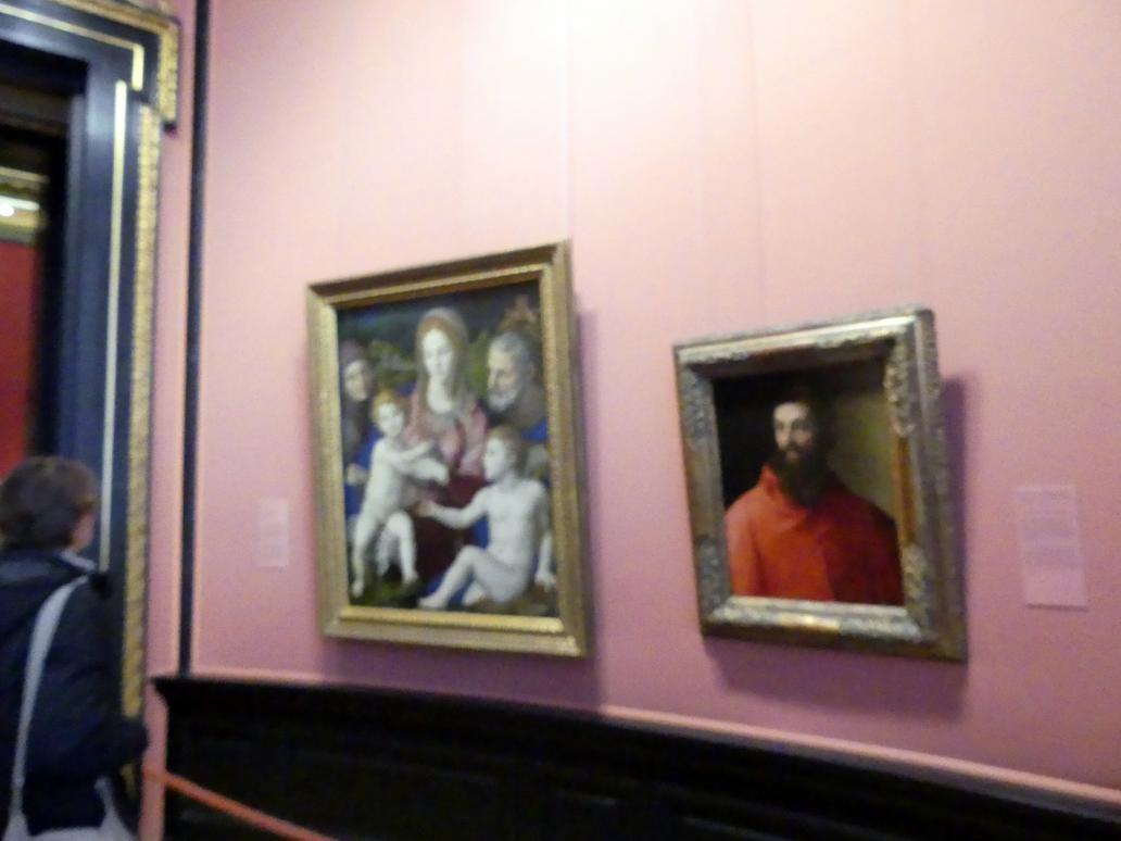 Wien, Kunsthistorisches Museum, Kabinett 9, Bild 4/4