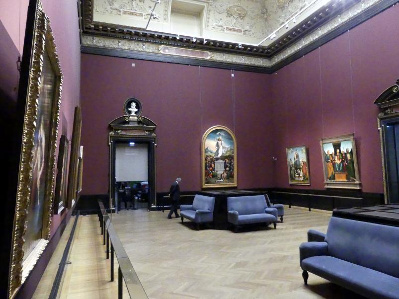 Wien, Kunsthistorisches Museum, Saal III, Bild 1/4