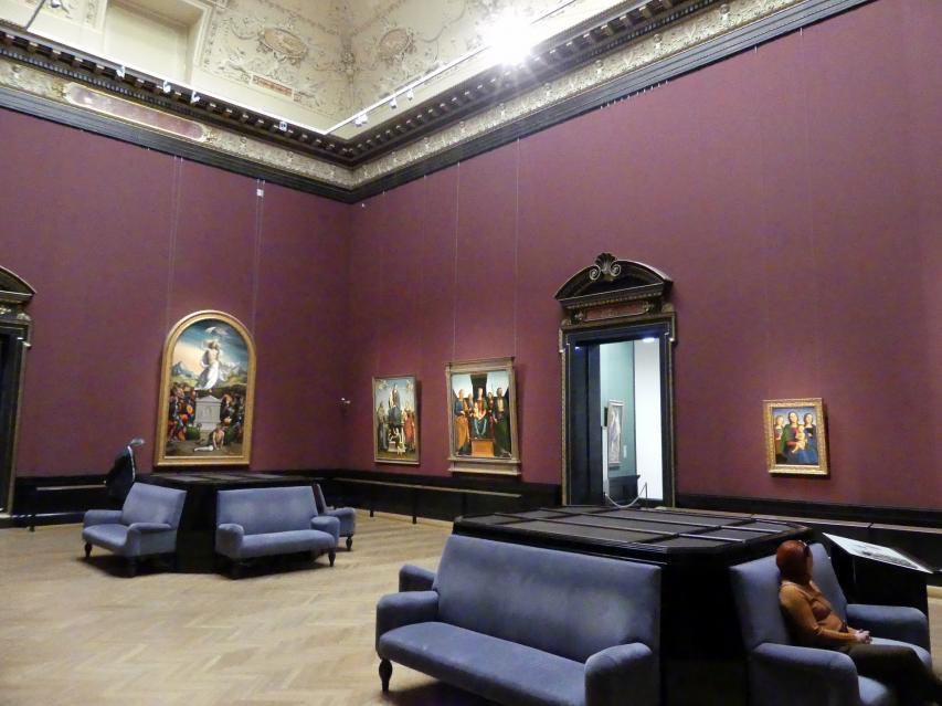 Wien, Kunsthistorisches Museum, Saal III, Bild 2/4
