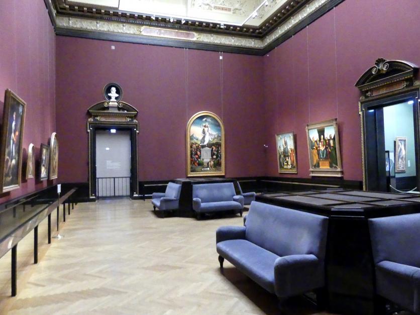Wien, Kunsthistorisches Museum, Saal III, Bild 4/4