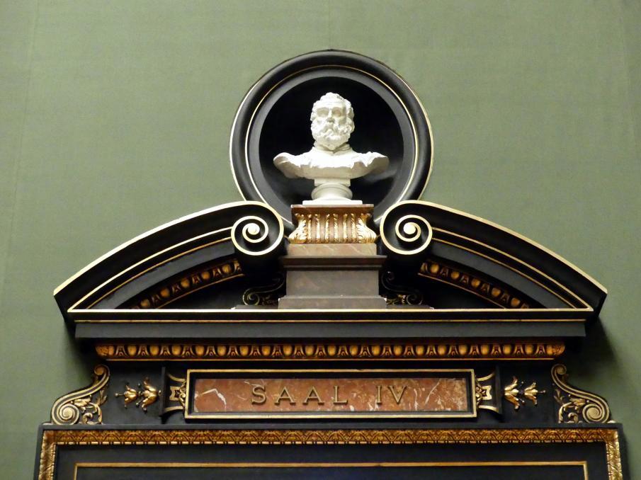 Wien, Kunsthistorisches Museum, Saal IV, Bild 4/4