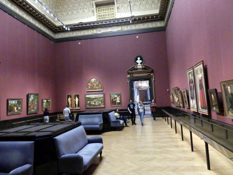 Wien, Kunsthistorisches Museum, Saal IX
