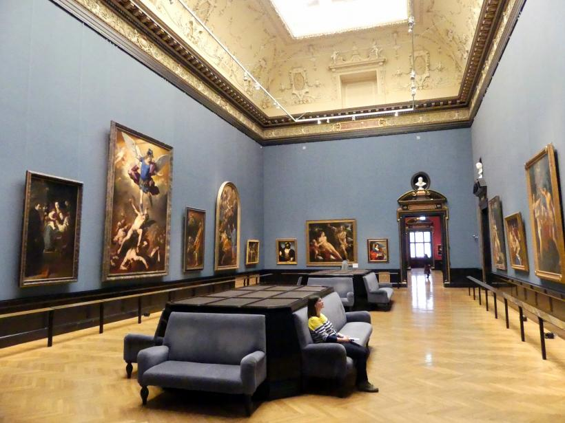 Wien, Kunsthistorisches Museum, Saal VI, Bild 1/2