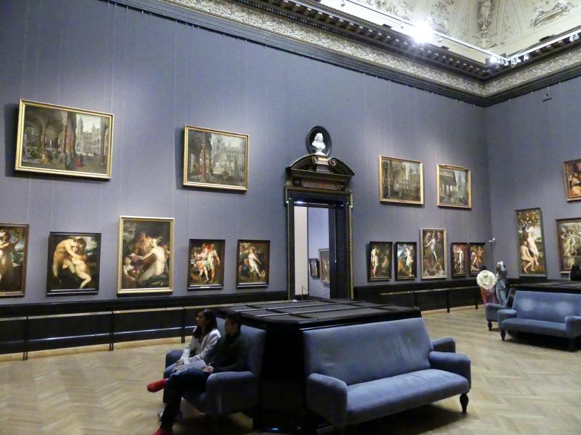 Wien, Kunsthistorisches Museum, Saal XI, Bild 1/3