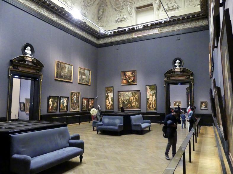 Wien, Kunsthistorisches Museum, Saal XI, Bild 2/3