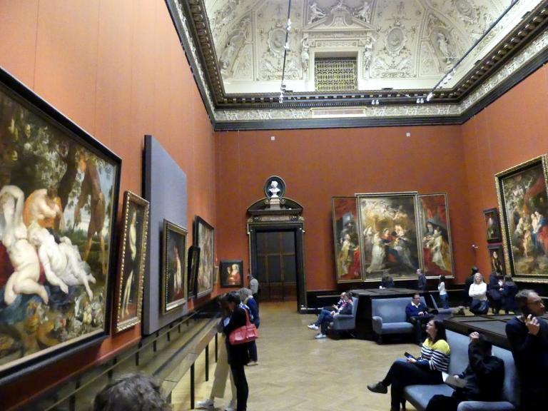 Wien, Kunsthistorisches Museum, Saal XIII, Bild 1/3