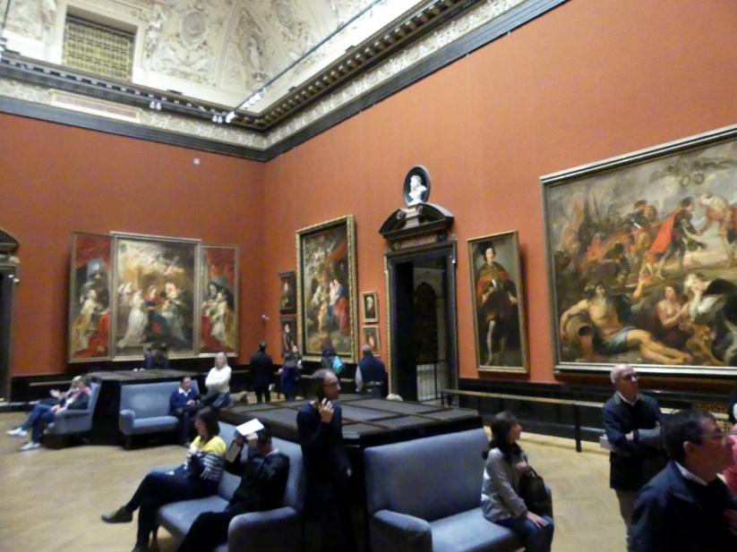 Wien, Kunsthistorisches Museum, Saal XIII, Bild 2/3