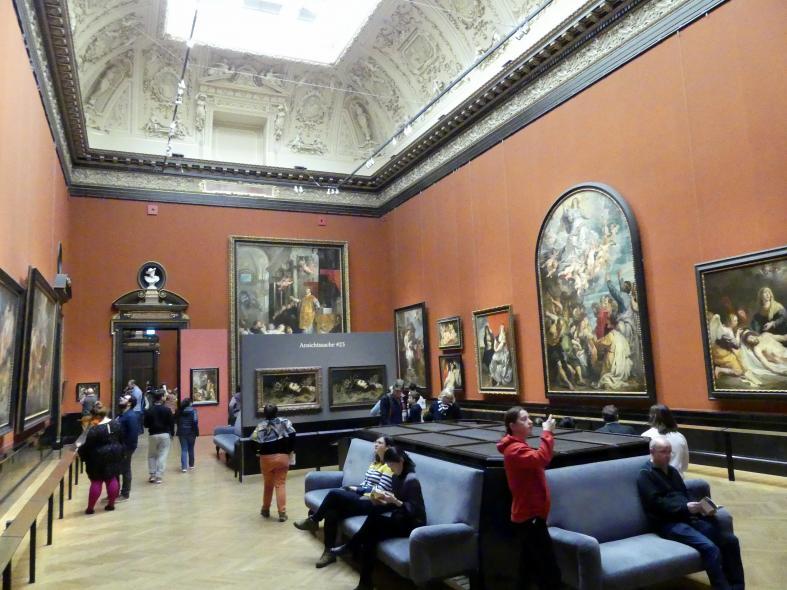 Wien, Kunsthistorisches Museum, Saal XIV