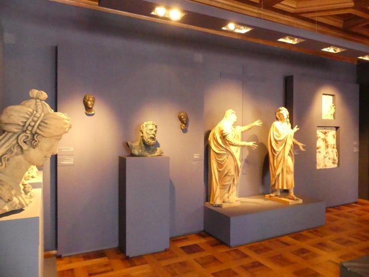 Augsburg, Maximilian Museum, Augsburg, Kunstzentrum Europas, Bild 1/6