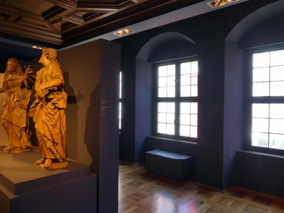 Augsburg, Maximilian Museum, Augsburg, Kunstzentrum Europas, Bild 4/6