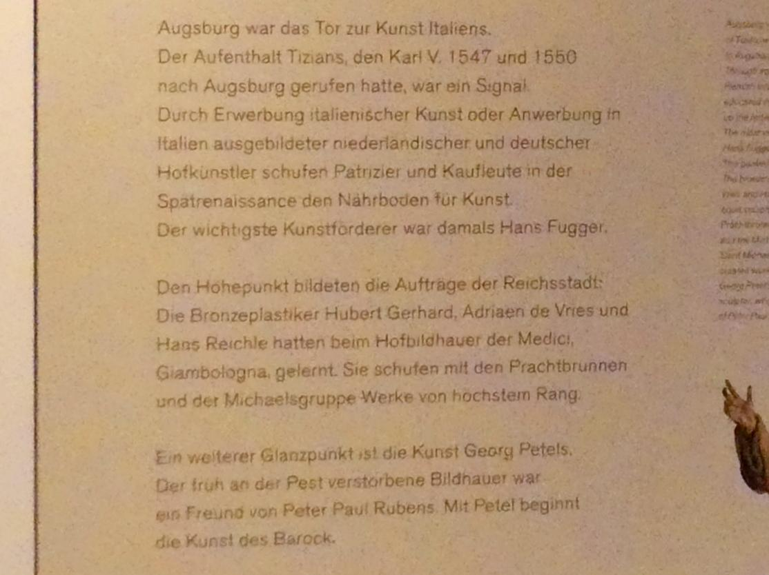 Augsburg, Maximilian Museum, Augsburg, Kunstzentrum Europas, Bild 5/6