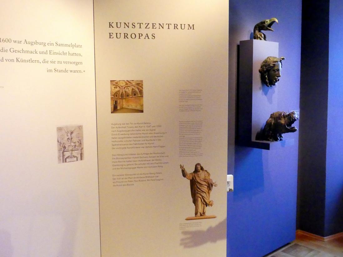 Augsburg, Maximilian Museum, Augsburg, Kunstzentrum Europas, Bild 6/6