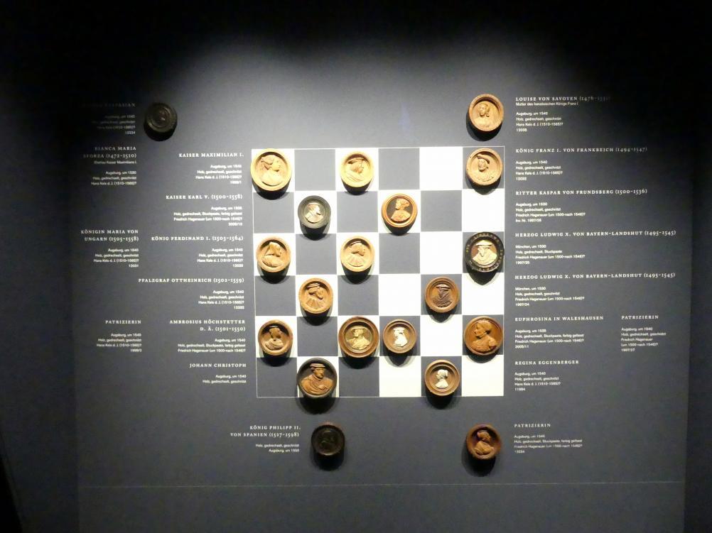 Augsburg, Maximilian Museum, Kunstkammer, Bild 6/7