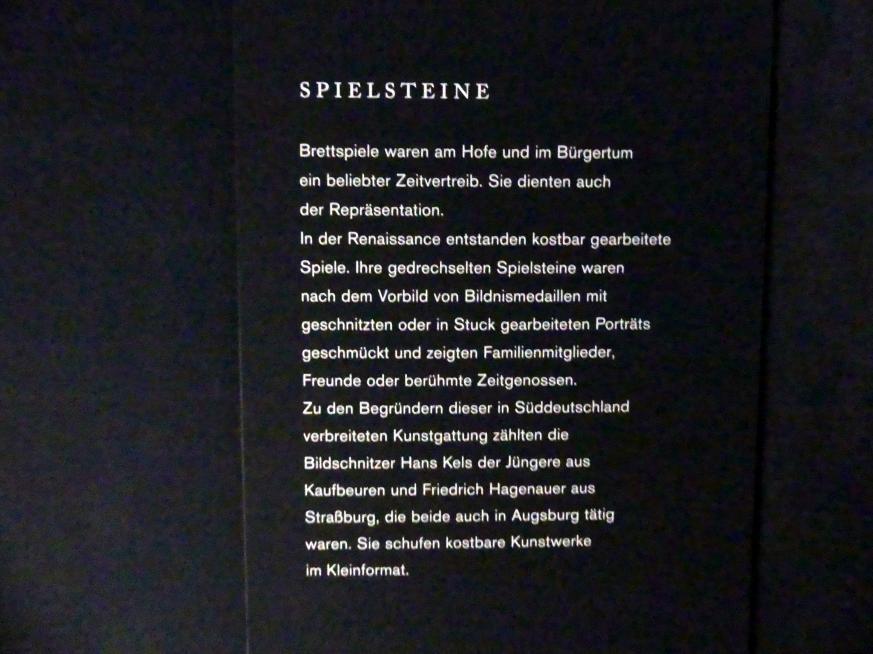 Augsburg, Maximilian Museum, Kunstkammer, Bild 7/7