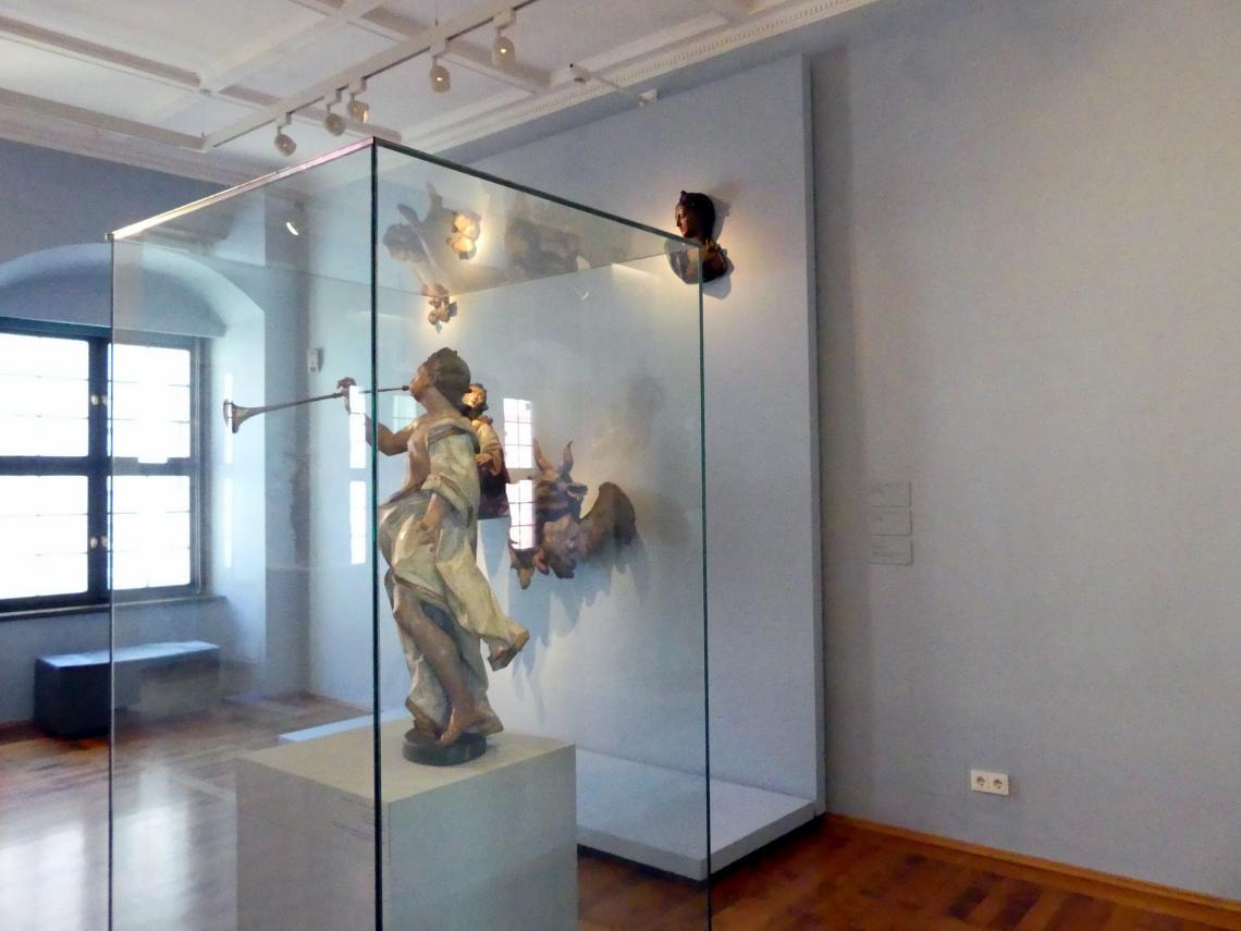 Augsburg, Maximilian Museum, Barockbildhauer in Schwaben und Augsburg, Bild 3/4