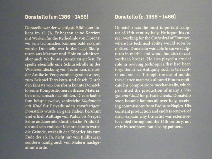 Berlin, Bode-Museum, Saal 121, Bild 1/5