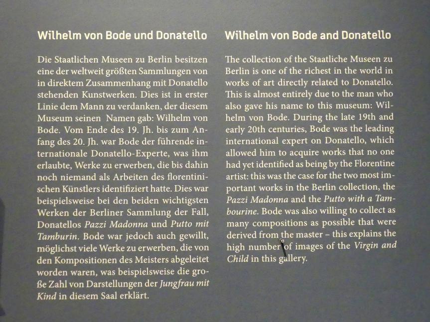 Berlin, Bode-Museum, Saal 121, Bild 2/5