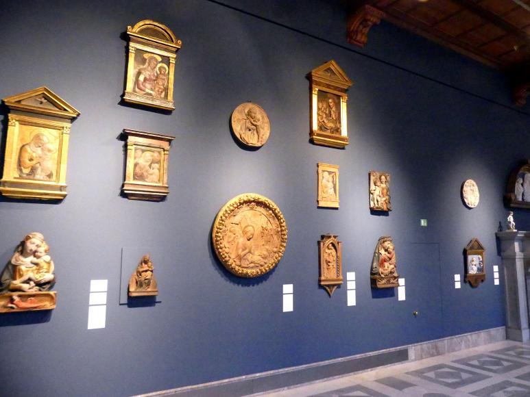 Berlin, Bode-Museum, Saal 122, Bild 1/2