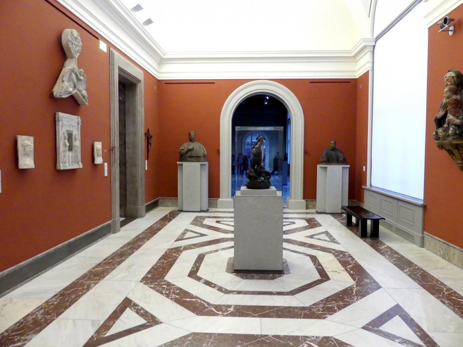 Berlin, Bode-Museum, Saal 123