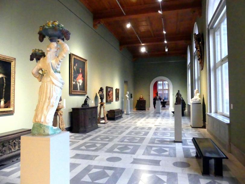 Berlin, Bode-Museum, Saal 124